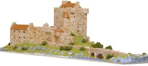Eilean Donan Castle Model Kit by Aedes-Ars
