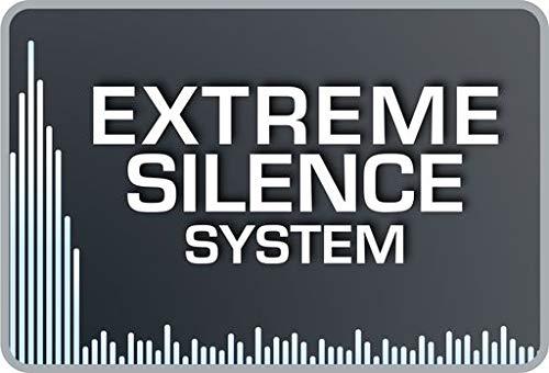 Rowenta VU2640F0 Ventilateur de Table Turbo Silence Extrême 40 cm Silencieux Boost Oscillation 4...