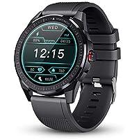 Gokoo Men's Smart Watch with Heart Rate Monitor, Sleep Tracker (Gray)