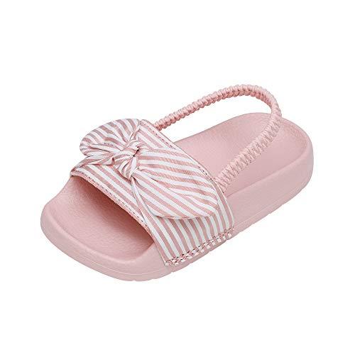 Toddler Slip on Slide Sandals Only $11.99 (Retail $19.99)
