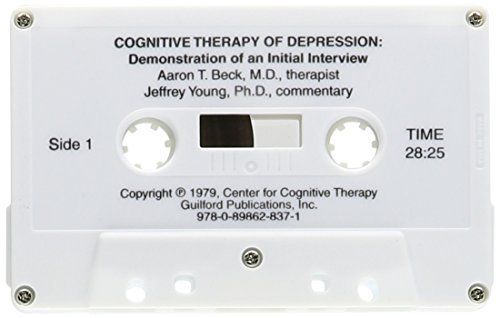 Cognitive Therapy of Depression: Demonstration of an Initial Interview (The Guilford Clinical Psychology and Psychopathology Series)の詳細を見る