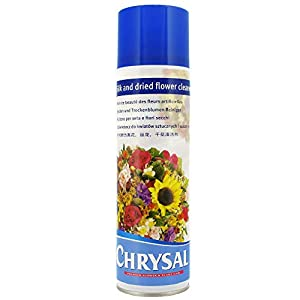 Chrysal Silk and Dried Flower Cleaner Spray – 17 oz