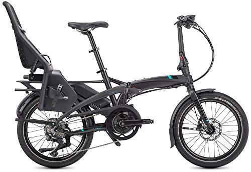 Tern Faltrad Vektron S10 Fahrrad E-Bike 10 Gang Alu 25 km/h Kettenschaltung Shimano 36V 250W, CB19EHSD10HLRLB23 - 2