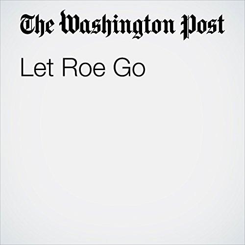 Let Roe Go copertina