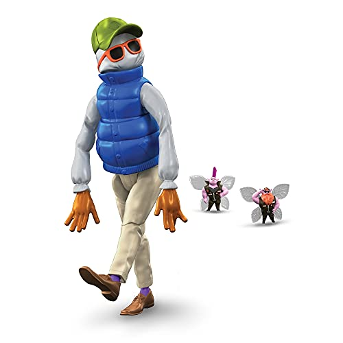 Disney and Pixar's Onward Core Figure Dad Character Action Figure Realistic Movie Toy Father Dummy Doll for Storytelling, Display and Collecting for Ages 3 and Up