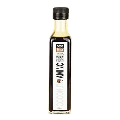 Cocofina Organic Coconut Amino - Alternative to Soy Sauce 250ml (Pack of 2)
