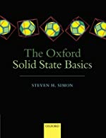 The Oxford Solid State Basics de Steven H. Simon