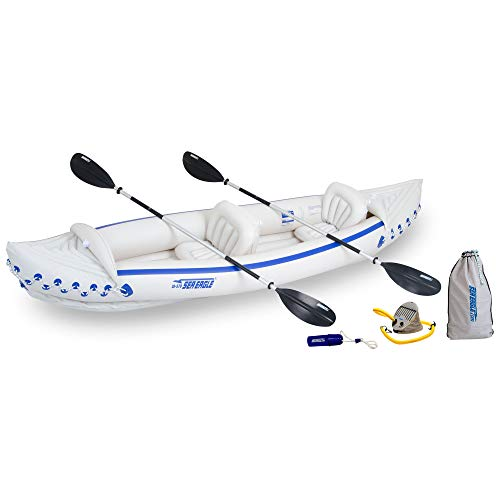 Sea Eagle  	SE370K_D -  Inflatable Kayak with Pro Package