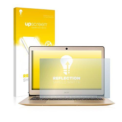 upscreen Entspiegelungs-Schutzfolie kompatibel mit Acer Swift 3 SF314-51-59 – Anti-Reflex Bildschirmschutz-Folie Matt