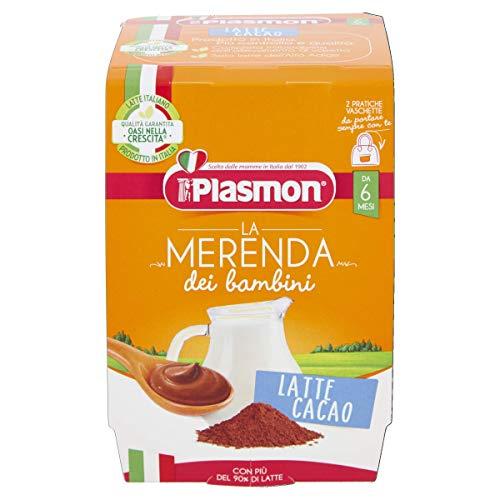 Plasmon Merenda Latte Cacao - Pacco da 12 x 240 gr