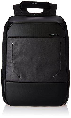 Samsonite Urban-Arc Polyester 19.5 Ltrs Black Laptop Bag (15D (0) 09 007)