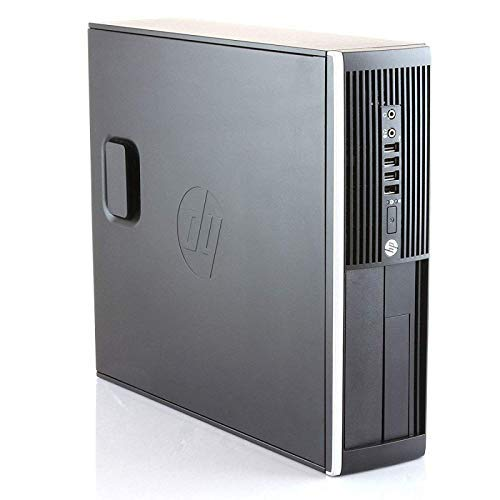 PC - HP Elite 8200 SFF- Ordenador de sobremesa (Intel Core I5-2400, 3.1 GHz, 8GB RAM, Disco 500GB HDD, Windows 10 Home 64 bits) (Reacondicionado)