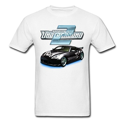 Comfortable Need for Speed Underground Male Shirt Large
