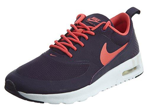 Nike Mädchen 814444-503 Fitnessschuhe, violett (Purple Dynasty Ember Glow White), 38.5 EU