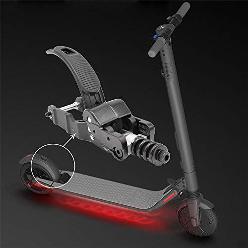 YONGYAO Pieza de Repuesto de la Horquilla de Guardabarros Trasero Original para Ninebot ES2 Scooter eléctrico