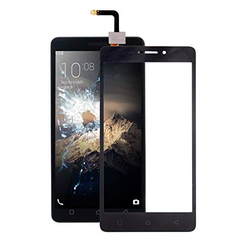 Liluyao Mobile parts For Lenovo Vibe P1m Touch Panel(Black) (Color : Black)