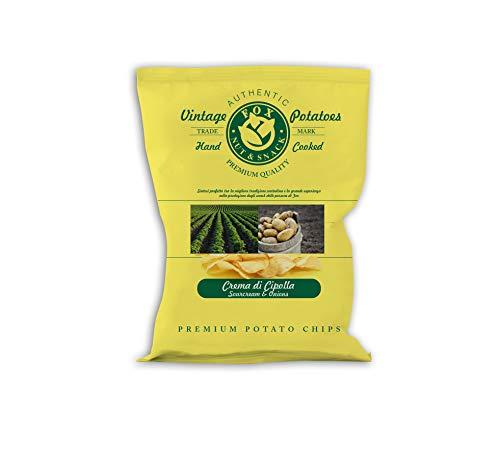 FOX Natural Quality Vintage Potatoes Crema di Cipolla - 40 g