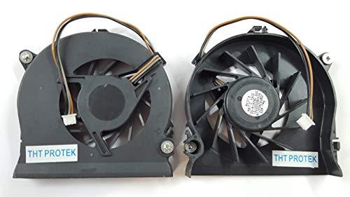 Kompatibel für HP Compaq NC6110, NC6120, NX7300, NX7400 Lüfter Kühler Fan Cooler
