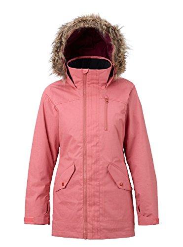 Burton Damen Hazel Jacket Snowboardjacke, Dusty Rose Wax, M