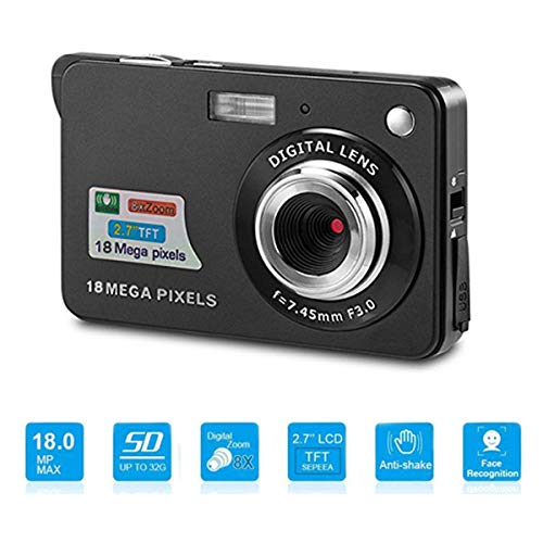 Digital Camera, Youmeet 2.7 inch...