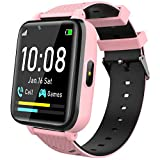Kids Smartwatch for Boys Girls – Kids Smart Watch Phone Touch Screen with Calls...
