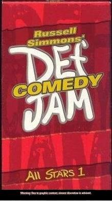 Russell Simmons' Def Comedy Jam All Stars 1