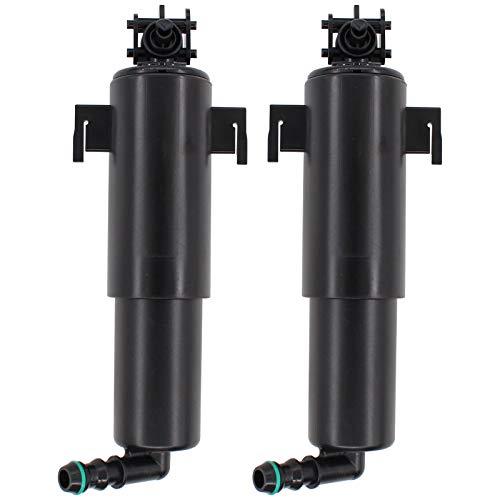 Scheinwerferreinigung Teleskopdüse Waschwasserdüse Spritzdüse links und rechts für 3er E90 E91 E92 E93 2004-2013