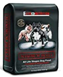 Maximum Bully Chicken and Pork High Performance, Premium Dry Dog Food Formulated for All Breeds