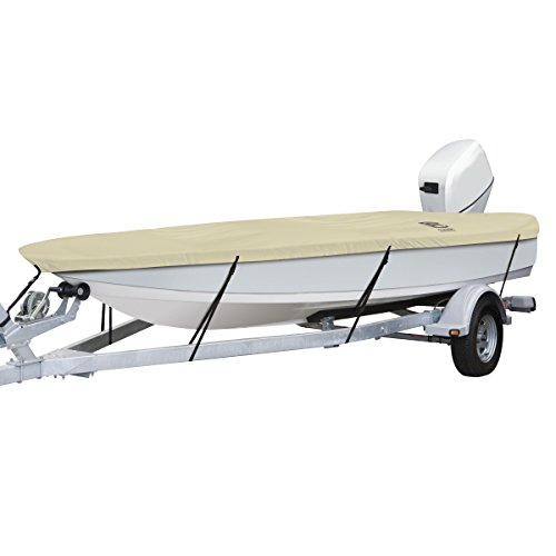 Classic Accessories DryGuard Heavy Duty Waterproof Boat Cover