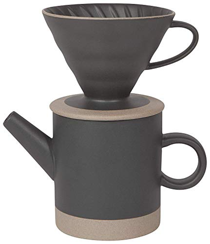 Review Of Now Designs Contour Pour Over Coffee Set (L92001)