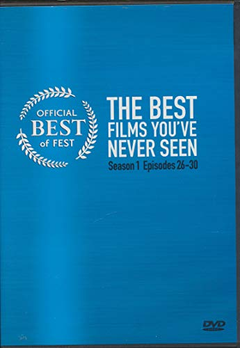 The Best Films You've Never Seen Season 1 Episodes 26-30 : Full Disclosure; Lucky Escape; Dead End Job; Goggles; Displaced; Shift; Tommy The Kid; The Choir (DVD)