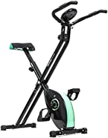 Cecotec X-Bike Bicicleta Estática Plegable Magnética