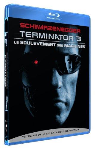 Terminator 3 : Le soulèvement des machines [Blu-ray]