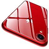 RANVOO Kompatibel mit iPhone XR Hlle, Ultra Dnn Handyhlle Soft TPU Flexibel Slim Weich Durchsichtig...
