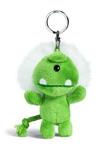 NICI Porte-clés Bean Bag Monstre Vert