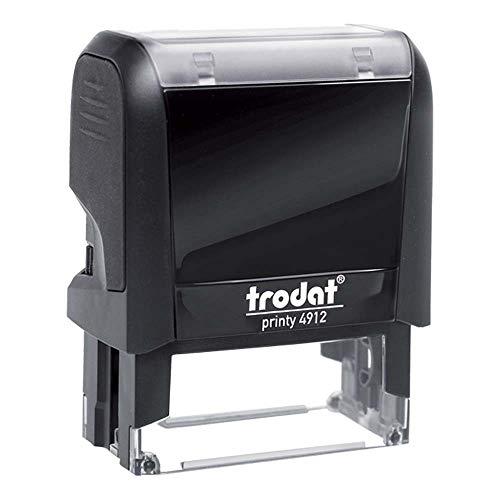 Timbro Autoinchiostrante Personalizzato mm 47X18 Completo di Personalizzazione - Timbri per Ufficio Timbri per Medici Timbri per Infermieri