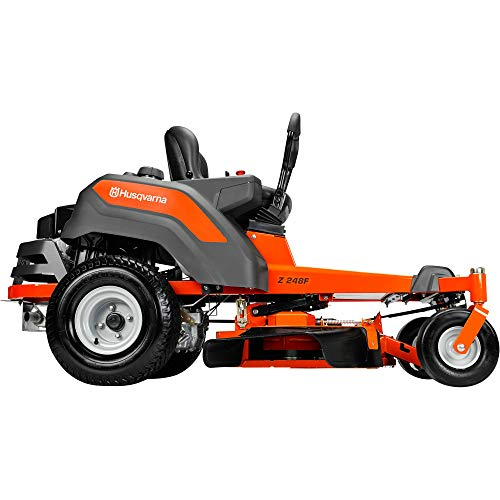 Husqvarna Z242F ReadyStart Zero-Turn Gas Mower Review