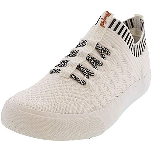 Blowfish Mazaki Off-White Matrix Print 8.5 M
