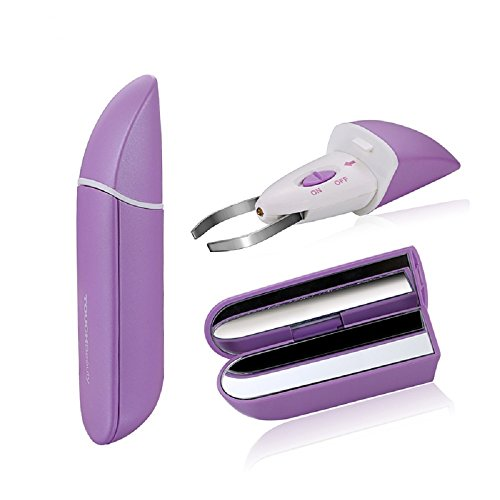 Pince à épiler TOUCHbeauty TB-1059 - LED - Avec miroir - Pour épilation précise