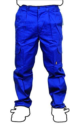 Cofan 11000244 werkbroek, lichtblauw, maat S