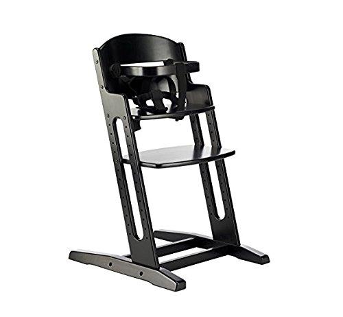 BabyDan Chaise Haute - Noir
