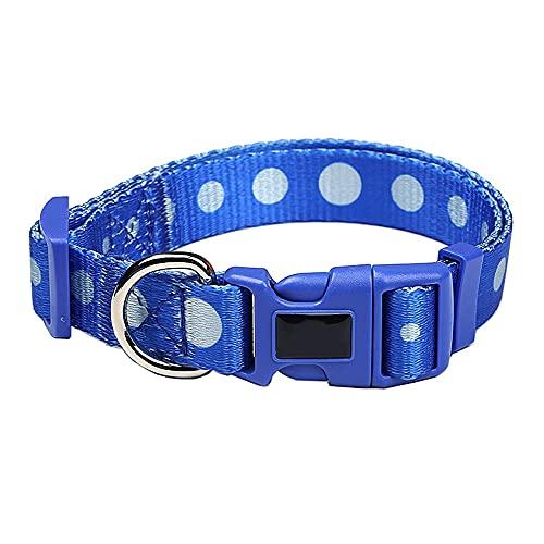 LCYY Collar para Perros, a Prueba de explosiones, fácil de Usar, Simplemente conéctelo. (18.1-25.5in)