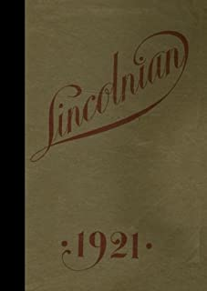 (Reprint) 1921 Yearbook: McMinnville High School, Mcminnville, Oregon