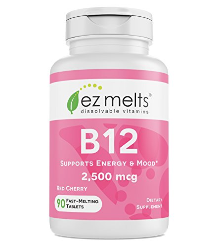 Top 10 sublingual b12 vegan for 2021