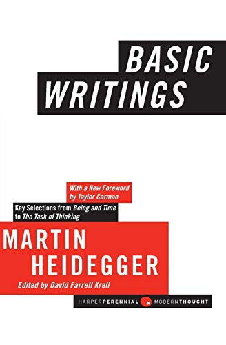 Basic Writings (Harper Perennial Modern Thought)
