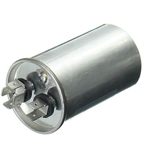 BouBou 3Pcs 20Uf Motorkondensator Cbb65 450Vac Klimaanlage Kompressor Startkondensator