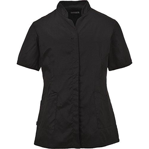 Portwest tuniek voor dames LW12, XL, zwart.