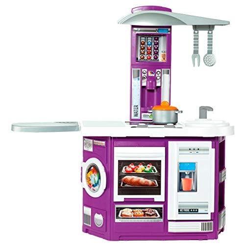 MOLTO 18151 Keukenmachine met strijkijzer, meerkleurig
