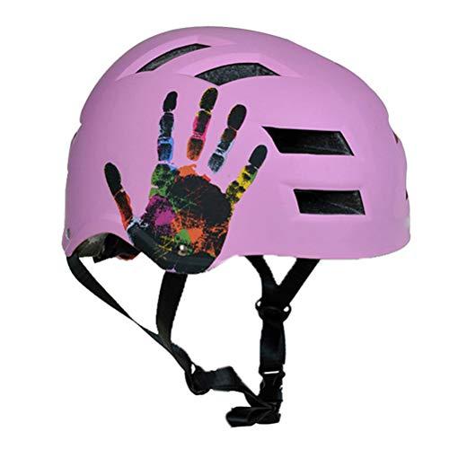 Amiispe Casco de Bicicleta Urbano para Adultos, Casco de Bicicleta Ajustable Casco...