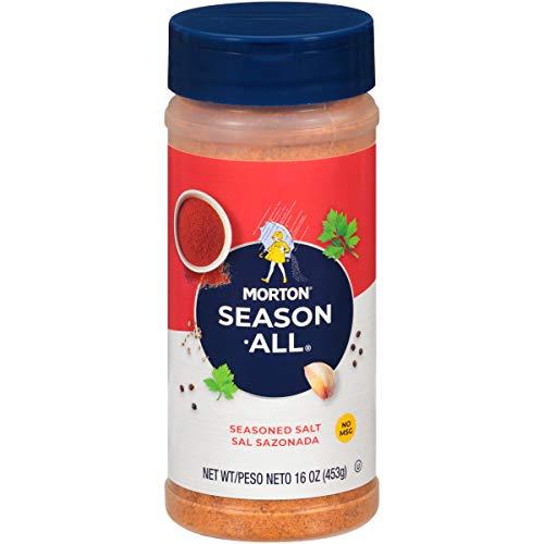 Morton Season-All Seasoned Salt, 16 Ounce